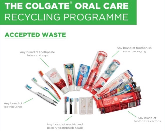colgate recycling glasgow